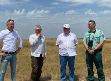 A Hortobágyi Nemzeti Parkba látogatott az alapvető jogok biztosa és helyettese