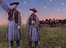 Pásztorok és a csillagos ég