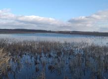 Vízvisszatartás és vízkormányzás Ágota-pusztán